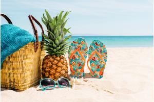 Essenciais para as férias de verão