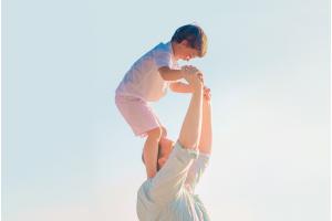 Cuide da sua saúde e seja um pai ativo por muitos anos!