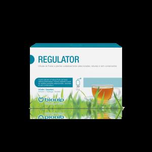 Infusão de ervas Regulator
