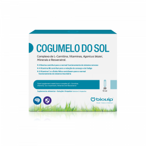 Cogumelo do Sol Composto