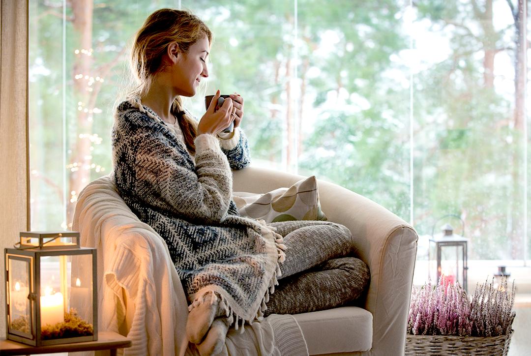 Tenha um Inverno com mais conforto, saúde e energia!