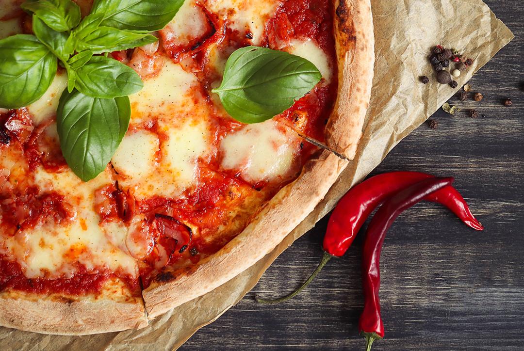 Como fazer uma Pizza Saudável?