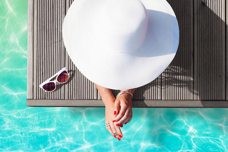 Cuidados da pele na exposição solar