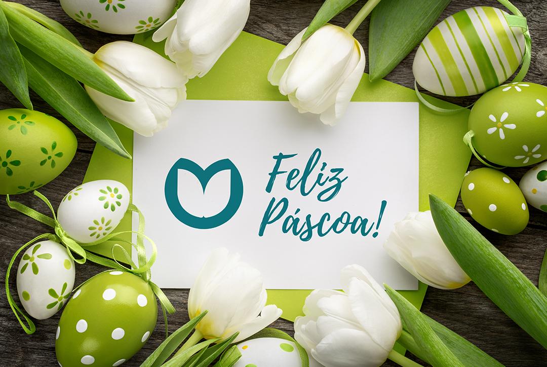 Celebre esta Páscoa com mais bem-estar!