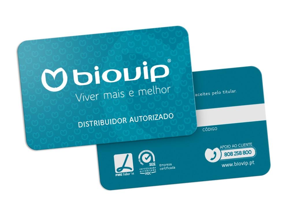 Cartão de Parceiro Biovip já disponível!