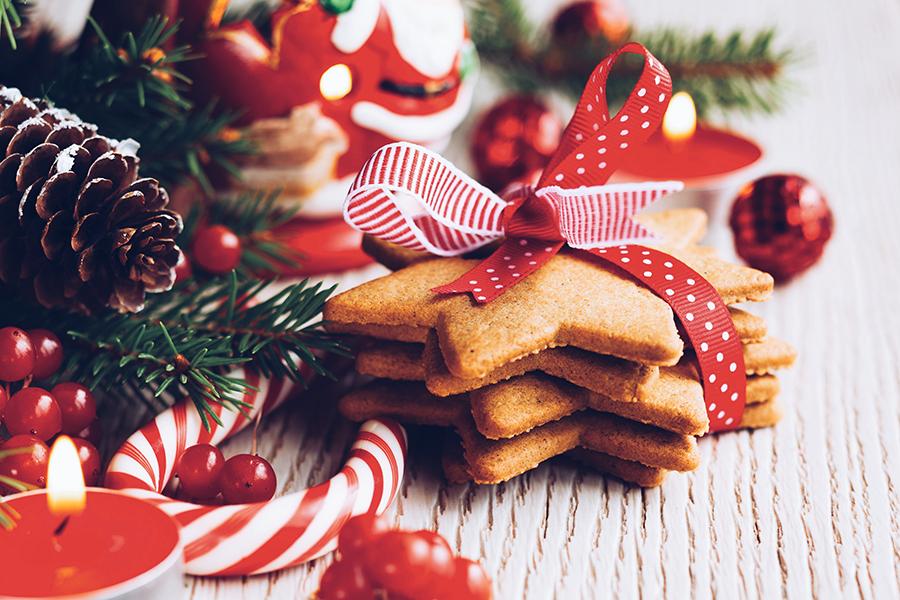 5 receitas de Natal sem glúten, sem lactose e sem açúcar refinado
